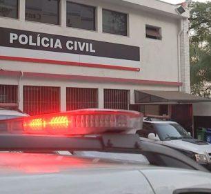 Polícia Civil investiga a morte do bebê de 2 anos esquecido em carro em Bauru — Foto: TV TEM / Reprodução