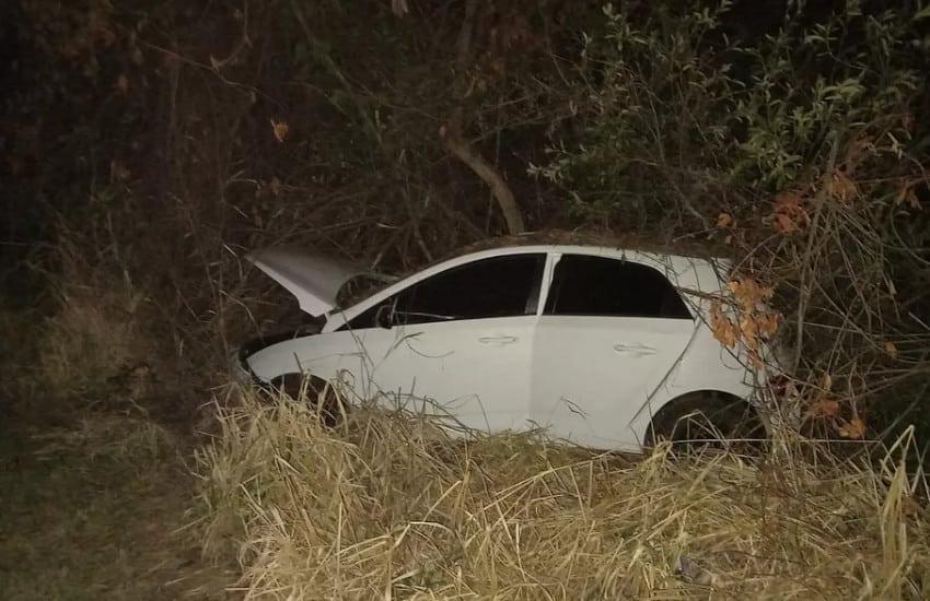 Motorista do carro envolvido no acidente fugiu do local, segundo a polícia  - Foto: Paulo Santana/Cedida