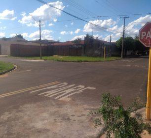Menino de 6 anos morreu em cruzamento no Parque Bauru — Foto: Jarbas Soares/TV TEM